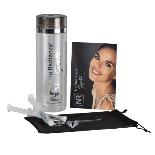 Nu Radiance Forte Teeth Whitener Maintenance Kit