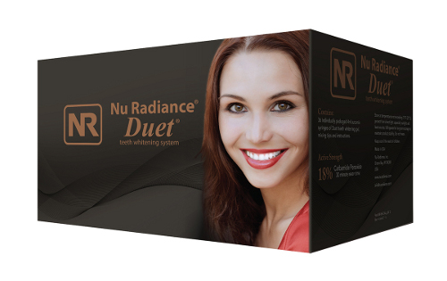 Nu Radiance Duet Teeth Whitener Bulk Pack