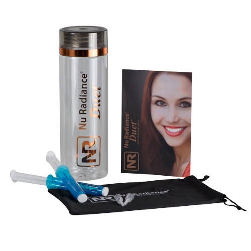 Nu Radiance Duet Teeth Whitener Maintenance Kit