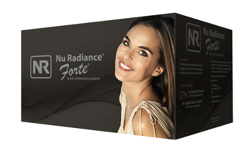 Nu Radiance Forte Teeth Whitener Bulk Pack