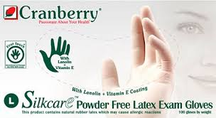 Cranberry Silkcare Latex